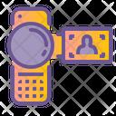 Vdo Camera Handycam Icon