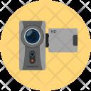 Handycam Video Camera Icon