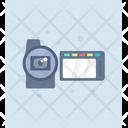 Handycam Camcorder Video Camera Icon