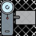 Video Recorder Handycam Icon