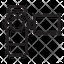 Handycam Camcoder Recorder Icon