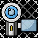 Video Camera Handycam Videography Icon