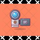 Handycam Video Camera Digital Camera Icon