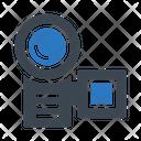 Camera Capture Recording Icon