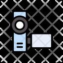 Camera Dslr Recording Icon