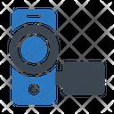 Handycam Camera Capture Icon