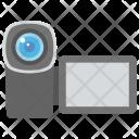 Handycam Camera Camcorder Icon