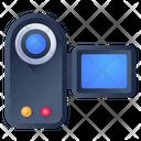 Camera Handycam Camcorder Icon