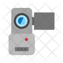 Video Camera Handycam Icon