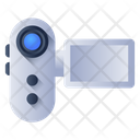 Camera Handycam Device Camcorder Icon