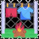 Hang Dry Icon