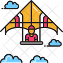 Hang Glider Icon