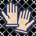 Hang Gloves Gloves Glove Icon