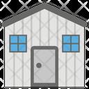 Hangar Storage Warehouse Icon