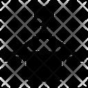 Hanged Shawl Icon