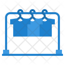 Rack Hanger T Shirt Icon