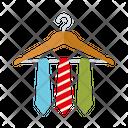 Hanger Tie Icon