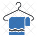Hanger Laundry Clothes Icon