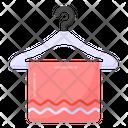 Hanger Towel Icon