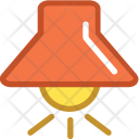 Hanging Lamp Light Icon