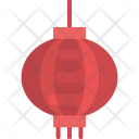 Lantern Balloon Hanging Icon