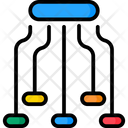 Hanging Chart Icon