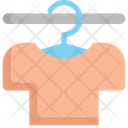 Cloth Shirt Cleaning Icon