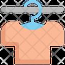 Hanging Cloth Icon