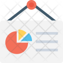Hanging Graph Board Icon