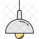 Hanging lamp Icon