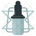 Hanging microphone Icon