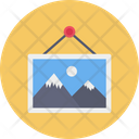 Picture Photo Frame Icon