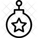 Hanging Star Icon