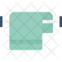 Bathroom Fabric Hanger Icon
