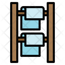 Hanging Towels Icon