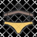 Hanger Underpants Clothes Icon
