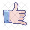 Hangloose Icon