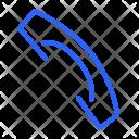 Hang Up Phone Icon