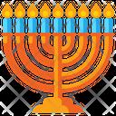 Hanukkah Icon
