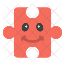 Happiness Puzzle Icon