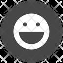 Happy Happy Emoji Smiley Icon