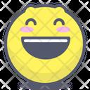 Happy Laugh Smile Icon