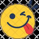 Happy Jolly Feeling Icon