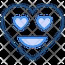 Heart Valentines Day Happy Icon