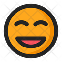 Happy Emoji Emoticon Icon