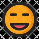 Happy Emoji Emoticon Icon