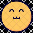 Happy Smiley Emot Icon