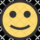 Happy Smile Emoji Icon