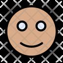 Happy Smile Emoticon Icon