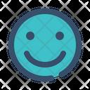 Good Happy Emoticon Icon